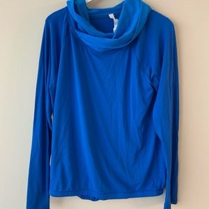 Lululemon blue pullover